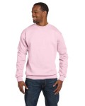 Alpha Broder P1607 Adult 7.8 Oz. Ecosmart® 50/50 Fleece Crew