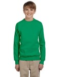 Alpha Broder P360 Youth 7.8 Oz. Comfortblend® Ecosmart® 50/50 Fleece Crew