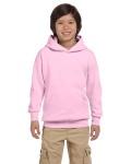 Alpha Broder P473 Youth 7.8 Oz. Ecosmart® 50/50 Pullover Hood