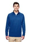 Alpha Broder PF95MR Adult 6 Oz. Dri-Power® Sport Quarter-Zip Cadet Collar Sweatshirt