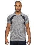 Alpha Broder RP8101 Adult 4.4 Oz., Perfomance Cationic Insert T-Shirt