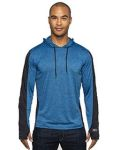 Alpha Broder RP8199 Adult 4.4 Oz., Perfomance Cationic Hooded T-Shirt