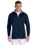 Alpha Broder S270 5.4 Oz. Performance Colorblock Full-Zip Jacket