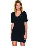 Alpha Broder SA2314W Ladie's Fine Jersey Short-Sleeve T-Shirt Dress