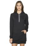 Alpha Broder SAF398W Ladie's Flex Fleece Hooded Dress