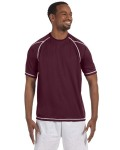Alpha Broder T2057 Double Dry® 4.1 Oz. Mesh T-Shirt
