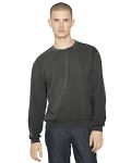 Alpha Broder TF478W Unisex French Terry Garment-Dyed Crewneck Sweatshirt