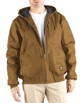 Alpha Broder TJ718T 10 oz. Rigid Duck Hooded Jacket