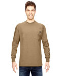 Alpha Broder WL450 6.75 Oz. Heavyweight Work Long-Sleeve T-Shirt