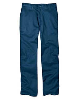 Alpha Broder WP314 8 Oz. Relaxed Fit Cotton Flat Front Pant