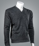 "Cobmex 2009 Cobmex ""Cashmere""-Like, V Neck Long Sleeve Pullover"