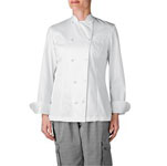 Chefwear 412T Women's Executive Tall Chef Jacket (Premier)