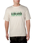 Chefwear 4644 100% Cotton Weeds T-Shirt