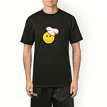 Chefwear 4656 Smiley Toque