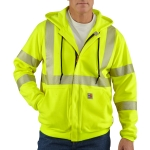 Carhartt 100460 Men's Flame-Resistant High VisibilityHeavyweight Sweatshirt