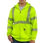 Carhartt 100503 Men's HV Class 3 Sweatshirt