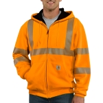 Carhartt 100504 Men's HV Class 3 Thermal Sweatshirt
