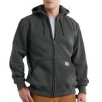 Carhartt 100614 Men's RD PaxtonHeavyweight Hdd Zip Front Sweatshirt
