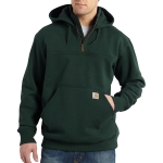Carhartt 100617 Men's RD PaxtonHeavyweight Hdd Zip Mock Sweatshirt