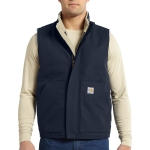 Carhartt 101029 Men's Flame-Resistant Mock Neck Vest