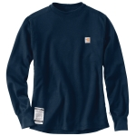 Carhartt 101245 Men's Flame-Resistant Base Force Cold Weather Weight Top