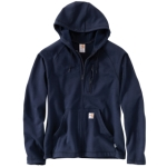 Carhartt 101577 Men's Flame-Resistant Force Rugged Flex Hooded Fleece