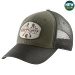 Carhartt 103536 Men's Bear Lake Cap