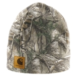 Carhartt A294 Men's Camo Fleece Hat