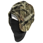 Carhartt A295 Men's Camo Fleece 2 in 1 Headwear