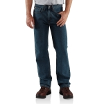 Carhartt B460 B460 Men's Relaxed Fit Straight Leg Jean