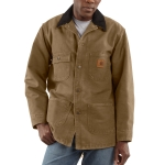 Carhartt C02 Men's Sandstone Chore Coat