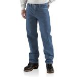 Carhartt FRB004 Men's Flame-Resistant Utility Denim Jean