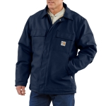 Carhartt FRC066 Men's Flame-Resistant Duck Traditional Coat/Quilt-Lined