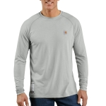 Carhartt FRK009 Men's Flame-Resistant Force Long Sleeve T Shirt