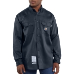 Carhartt FRS003 Men's Flame-Resistant LW Twill Shirt