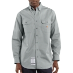 Carhartt FRS160 FRS160 Men's Flame-Resistant Classic Twill Shirt