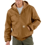 Carhartt J131 Men's Thermal Lined Duck Active Jac