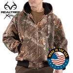 Carhartt J220 Men's Thermal Lined Camo Active Jac