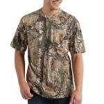 Carhartt K287 Men's Camo Short Sleeve T Shirt