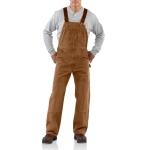 Carhartt R06 Men's Sandstone Bib Overalls