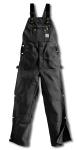 Carhartt R37 Men's Zip To Thigh Bib Overalls