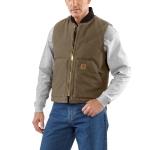Carhartt V02 Men's Sandstone Vest