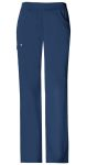 Cherokee Uniforms 1067 Mid-Rise Pull-On Cargo Pant