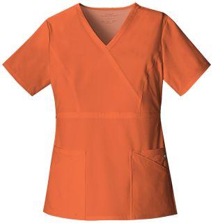Cherokee Uniforms 1939 Mock Wrap Top