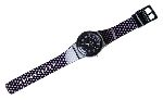 Cherokee Uniforms 200062 **NEW** Jelly Polka Dot Watch