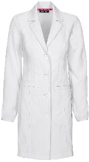 "Cherokee Uniforms 20402 ""Lab-solutely Fabulous"" 34"" Lab Coat"