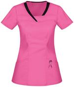 "Cherokee Uniforms 20752 ""Serenity"" V-Neck Top"