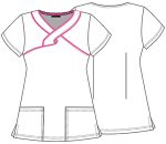 Cherokee Uniforms 20901 Mock Wrap Top