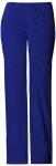 Cherokee Uniforms 21100 Low Rise Flare Leg Drawstring Cargo Pant