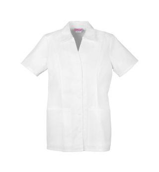 Cherokee Uniforms 2879 Button Front Top